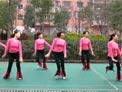 周思萍广场舞心中的歌儿献给金珠玛