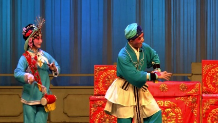 汉剧《打花鼓》带字幕舞台版