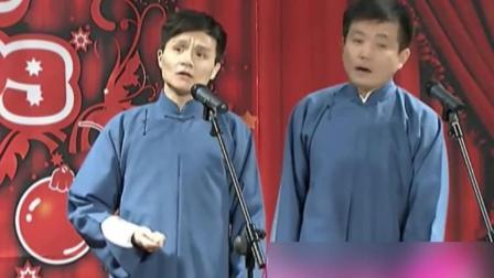 李伟健武宾演绎相声《白吃猴》爆笑全场