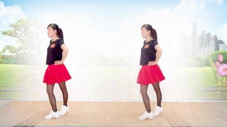 玫香广场舞原创16步水兵舞《美丽的遇见》附口令教学