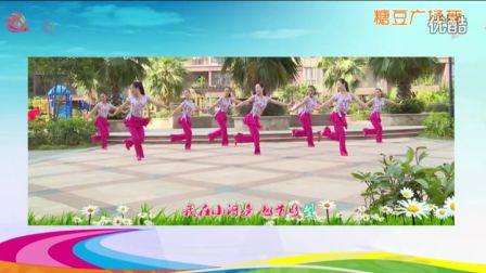 广场舞教学《美丽姑娘花一样》