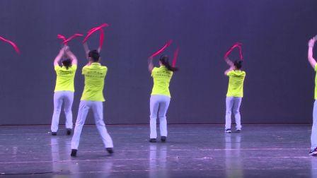 12《爱国之歌》 广场舞教学