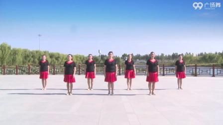 茉莉广场舞广场舞鬼步舞《姑娘追》高清