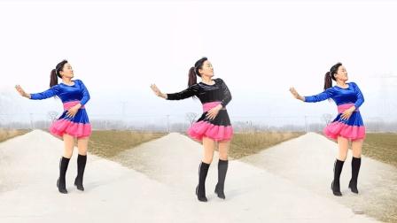 玫香广场舞原创32步恰恰《曼丽》简单易学