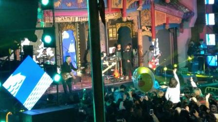 2018年合肥的石头跨年演唱会
