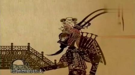 《文昭关》侯宝林郭启儒动画相声 大师的作品太经典太搞笑了