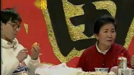 《吃饺子》赵丽荣 春晚经典小品