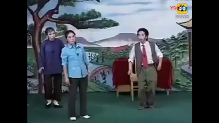 曲剧小调《老妈子上树》