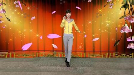 健身鬼步舞《花桥流水》最受欢迎的广场舞