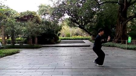 陈式太极拳83式