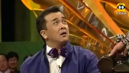 小品《擦皮鞋》黄宏魏积安精彩演绎 爆笑全场