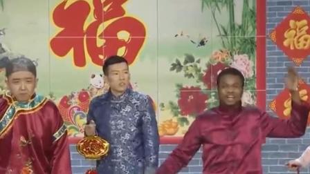 小品《过个中国年》闫佳宝韩雪松妮卡耶果精彩演绎 爆笑全场