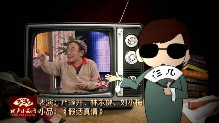 《假话真情》严顺开 林永健 刘小梅 经典小品