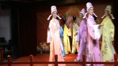 黄梅戏《蓝桥会》选段 年年有个三月三 表演者 王敏利等