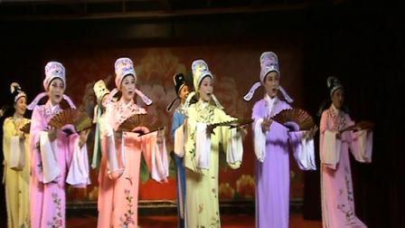 黄梅戏《蓝桥会》选段 年年有个三月三 演唱者 王敏利等