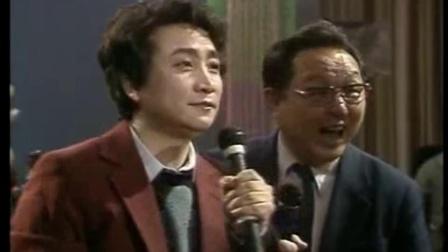 《唱歌的姿势》姜昆 唐杰忠 央视春晚相声大全  观众听得大笑