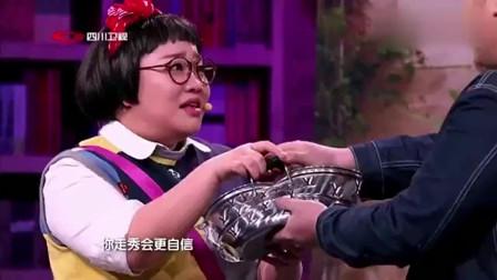 小品《分手男女》卜钰 何欢看蒋诗萌 大壮跳舞 太搞笑了