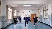 必备幼儿舞蹈《石头剪刀布》教学视频基础步慢动作分解法