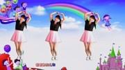 简单儿歌舞蹈教学视频mp4免费下载《石头剪刀布》祝全国儿童六一节快乐