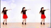 玫香广场舞原创《俩个人的回忆一个人过》正背面演示附口令教学