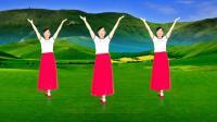 玫香广场舞原创《儿女们心中的妈妈最伟大》正面附教学