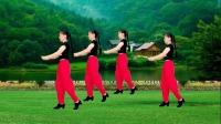 玫香广场舞《涛声依旧》水兵舞32步附教学