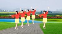 广场舞《红梅赞》优美大气水兵舞附教学