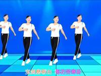 玫香广场舞原创《醉人摇》DJ版正背面附教学