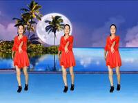 广场舞《十五的月亮》优美舞步简单易学
